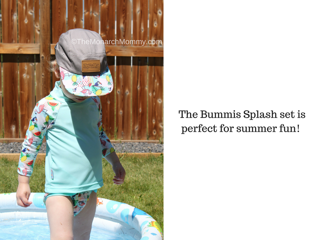 Splash In The Sun with Bummis