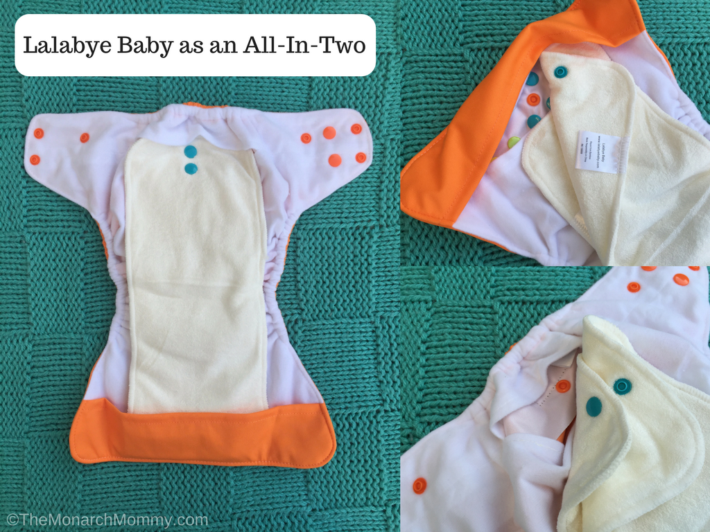 Lalabye Baby Cloth Diaper Review