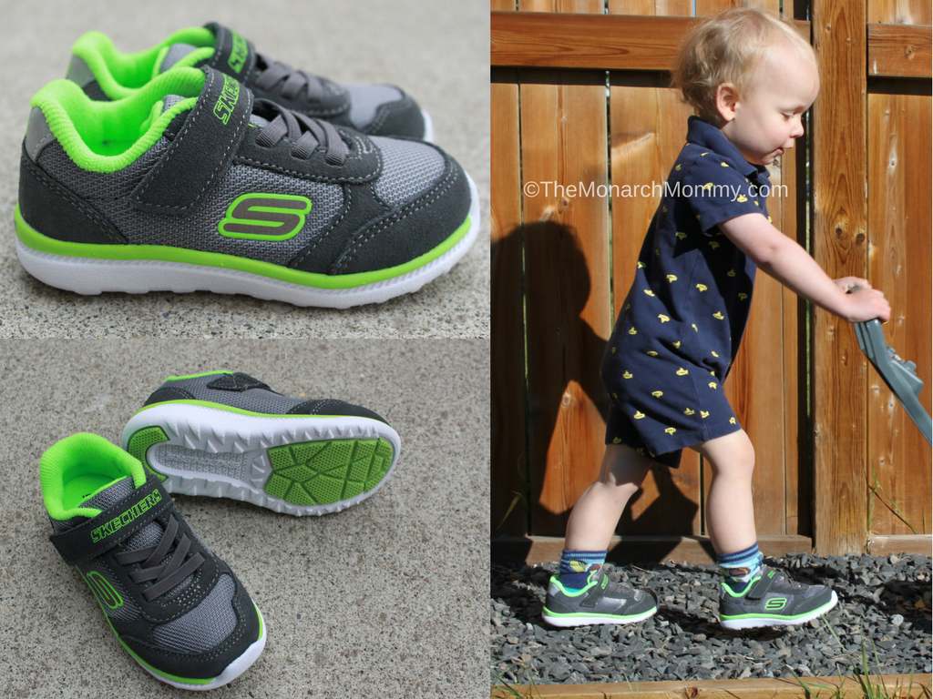 Back to School with Skechers