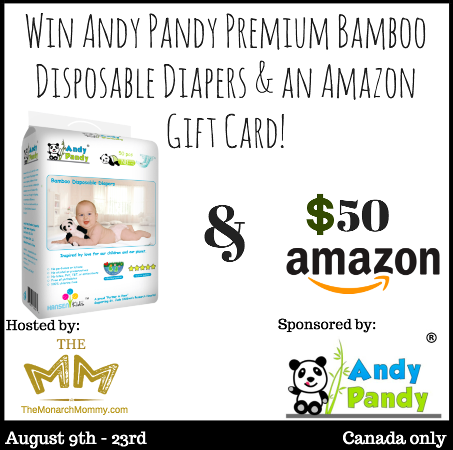 Eco-Friendly Disposables? Meet Andy Pandy Premium Bamboo Disposable Diapers