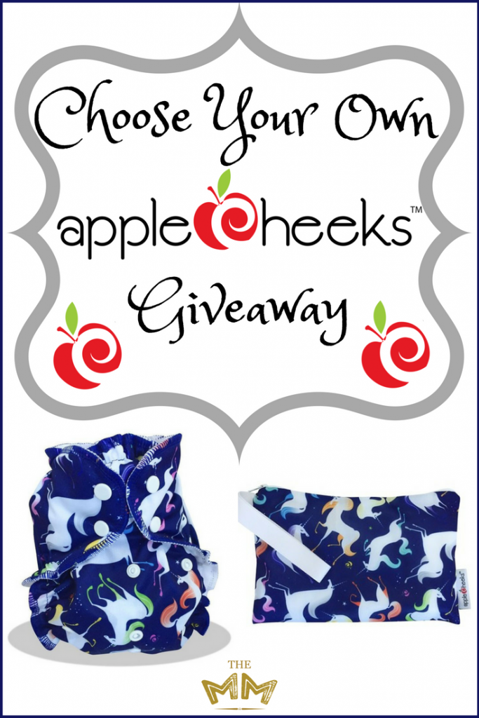 Choose Your Own AppleCheeks Giveaway