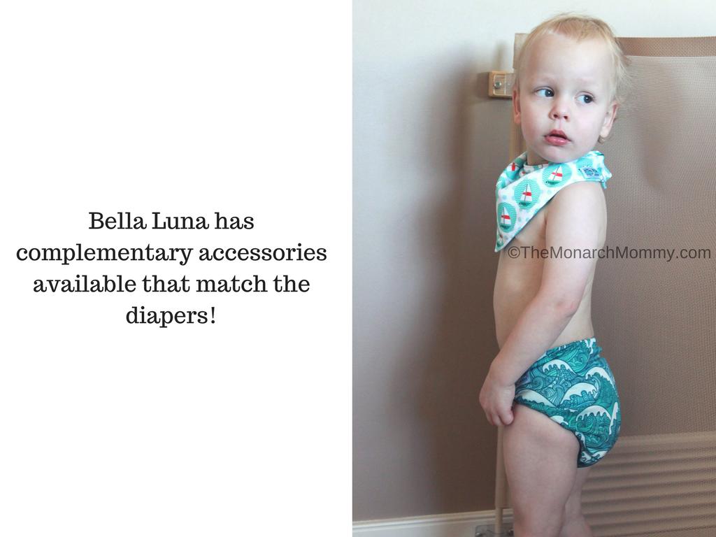 Bella Luna Pocket Diaper Review
