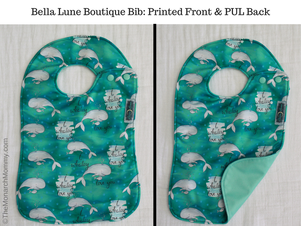 Beautiful Bibs from Bella Luna