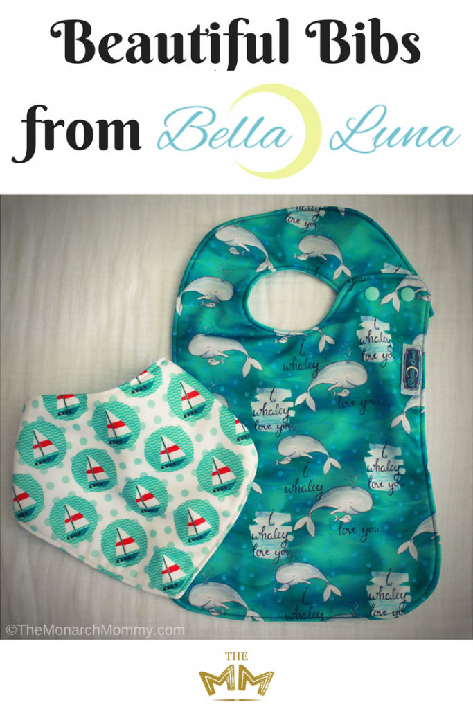Beautiful Bibs from Bella Luna