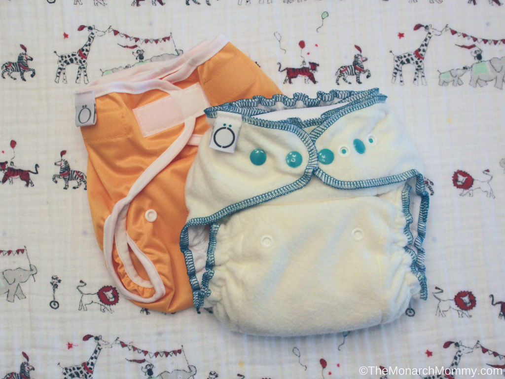 Omaiki Orion Nighttime Fitted Diaper Review