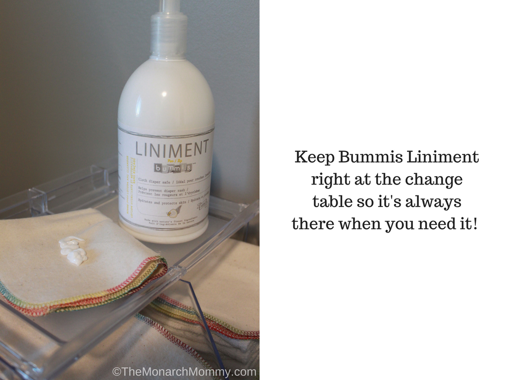 Bummis Liniment for Cloth Diaper Bums