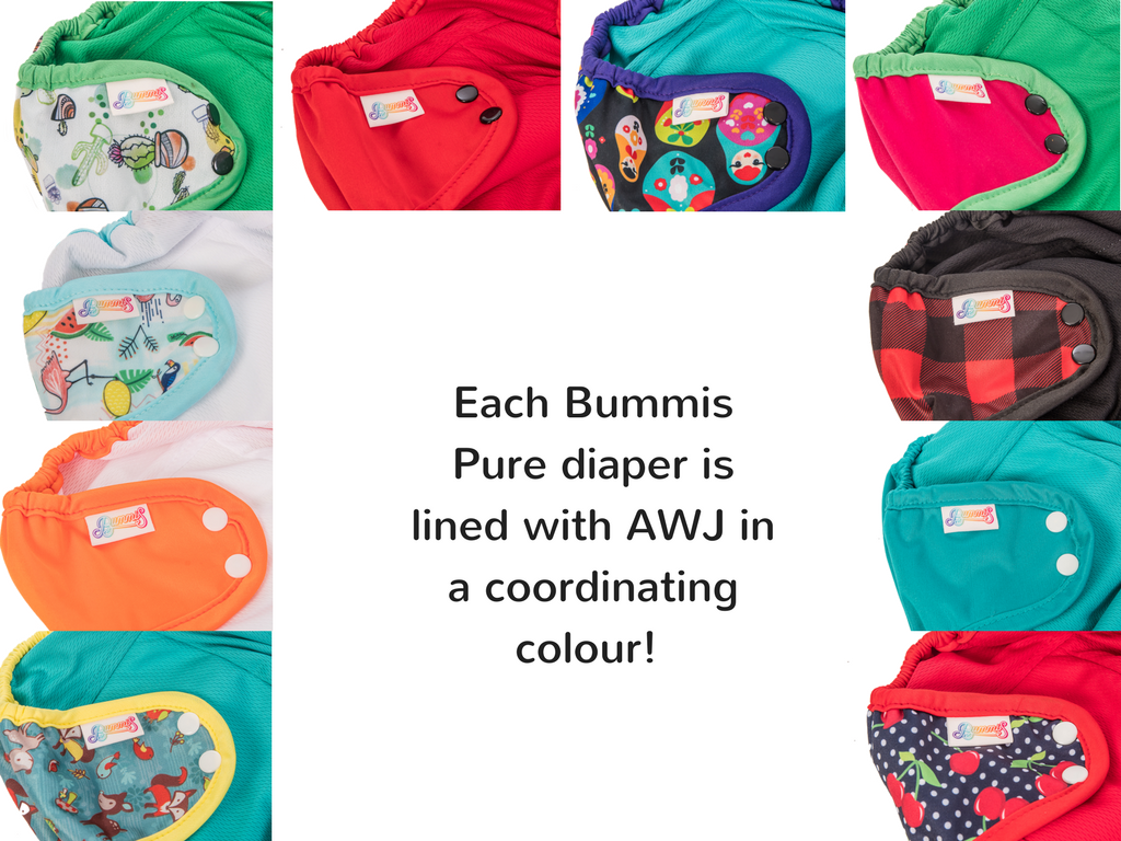 Bummis Pure All In One Cloth Diaper Review