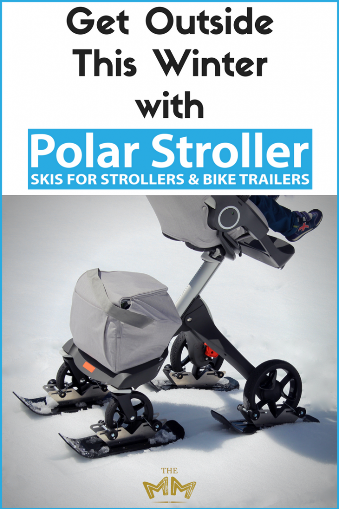 Get Outside This Winter with Polar Stroller