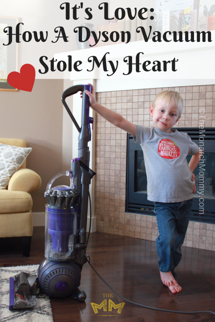 It's Love: How A Dyson Vacuum Stole My Heart