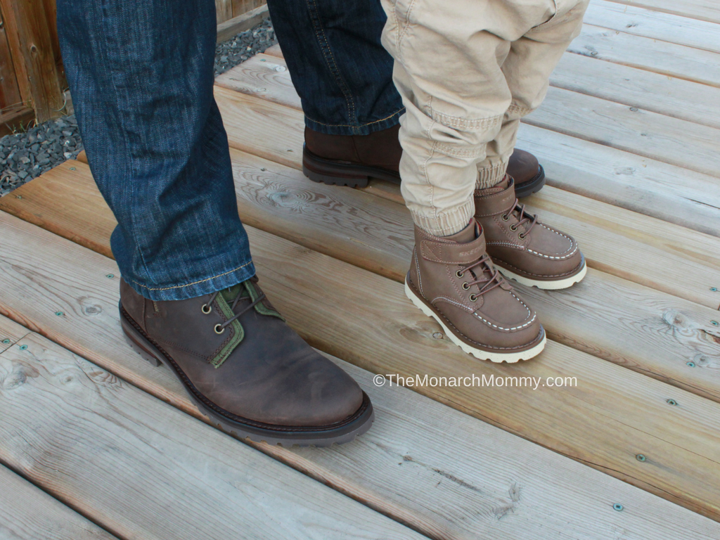 Get Your Boots On with Skechers
