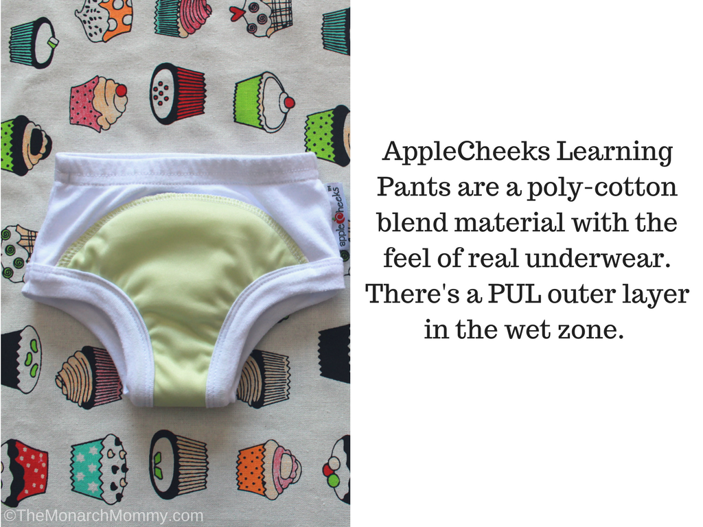 AppleCheeks Learning Pants Review