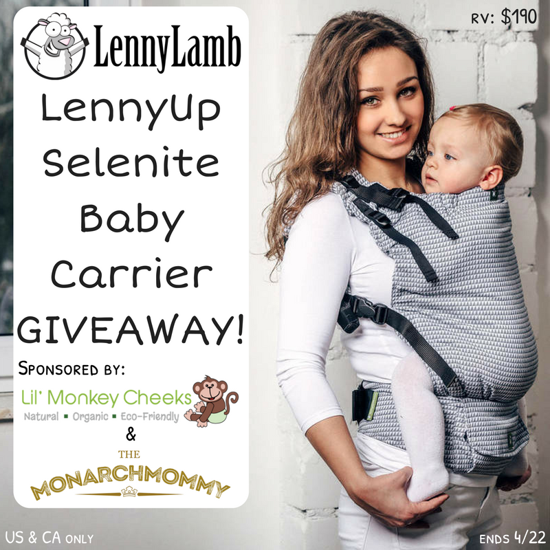 LennyLamb LennyUp Giveaway