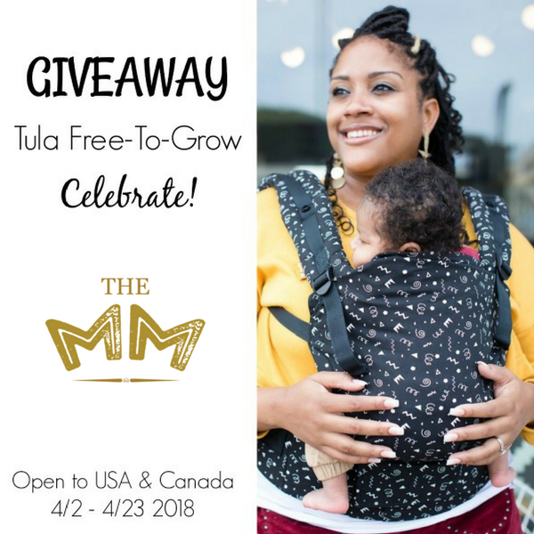 Tula Free To Grow Celebrate Giveaway