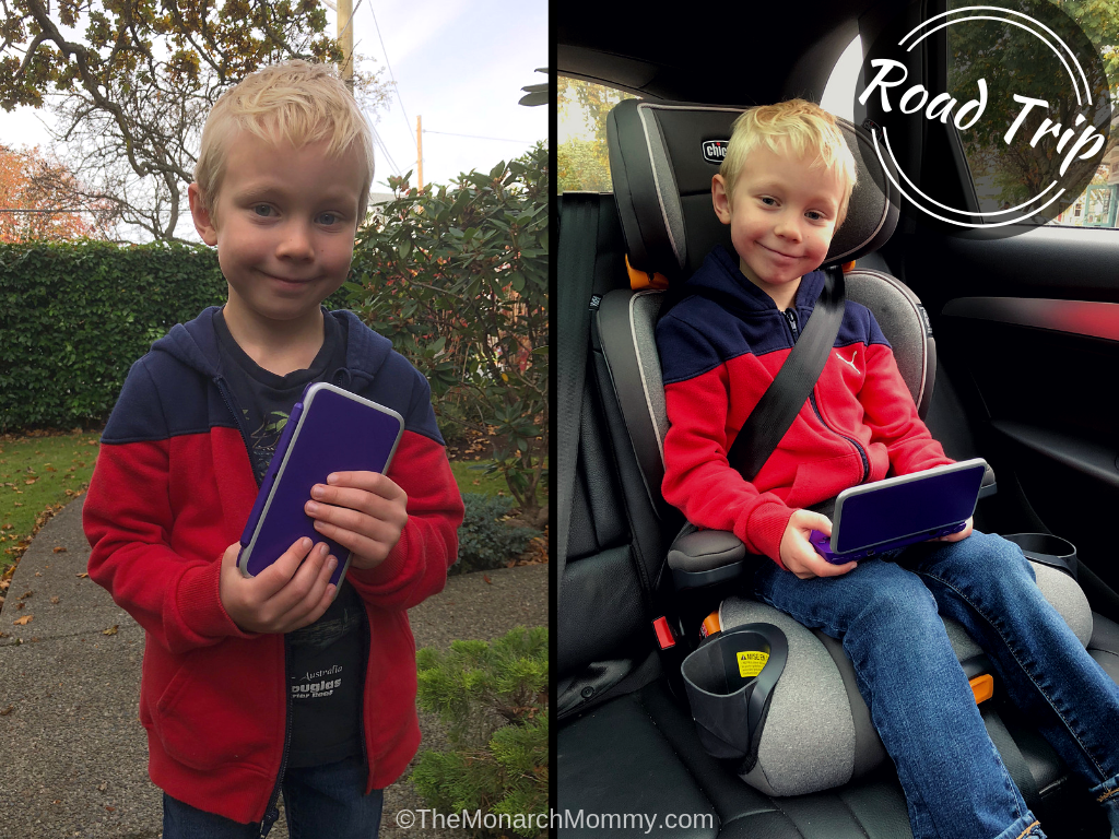 On The Go with the New Nintendo 2DS XL